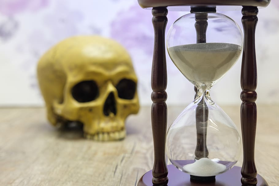 time-hourglass-clock-past-pass-skull-and-crossbones